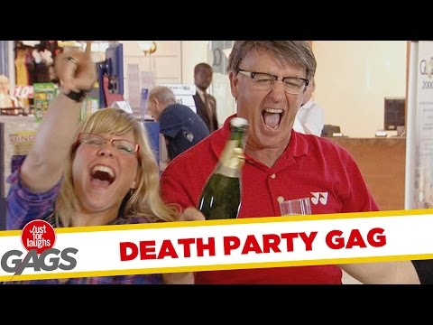 Video Death Party Prank - Throwback Thursday download in MP3, 3GP, MP4, WEBM, AVI, FLV January 2017