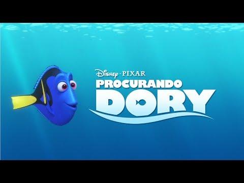 Procurando Dory O Filme