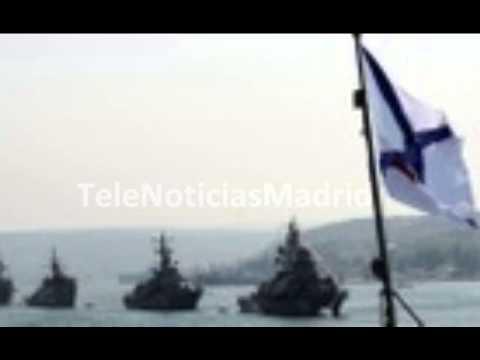 La Armada rusa en Crimea no está interfiriendo en los asuntos internos de Ucrania