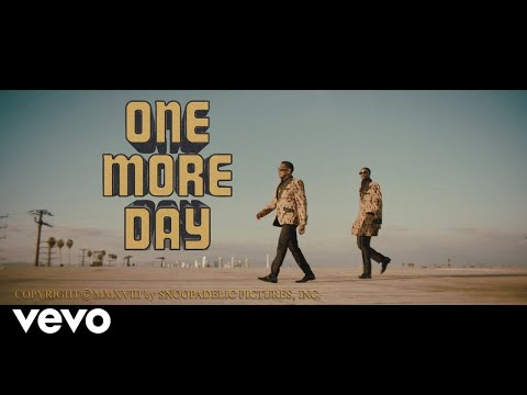 Snoop Dogg & Charlie Wilson - One More Day