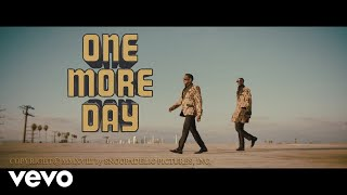 """One More Day"" – Snoop Dogg's Bible of Love"