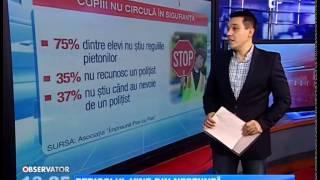Antena 1 - Ora de Educatie Rutiera 2014