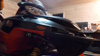 10. 2003 Arctic Cat Firecat F7 SnoPro - how to bleed air from coolant system