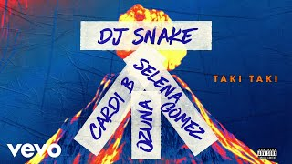 Download Video DJ Snake feat Selena Gomez, Ozuna & Cardi B - Taki Taki (Audio) ft. Cardi B MP3 3GP MP4