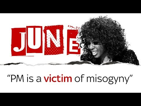 June Sarpong Thinks The Pm Is A Victim Of Misogyny