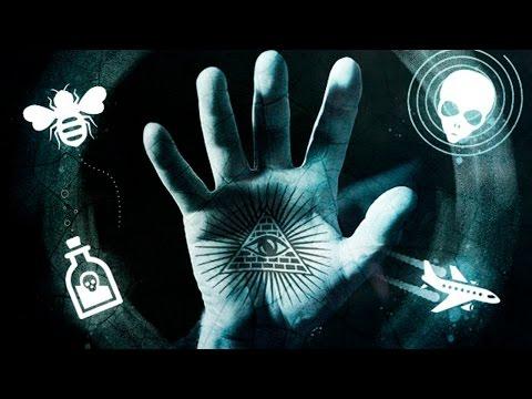 Тайный ЗАГОВОР часовщиков, Теория заговора мирового правительства против людей,