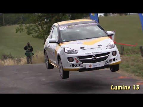 Rallye du Rouergue 2014 Charlotte Berton Maxi Attack