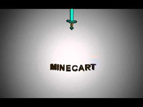 minecraft, diamonds,creeper,minecart,Intro made by twobrosgaming