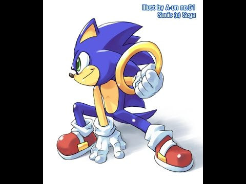 My Sonic Characters Themes