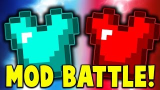 "Hit ""LIKE"" for more Minecraft Mod Battles! :D ○ SUBSCRIBE FOR MORE! http://bitly.com/PrestonPlayz ..."