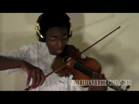 Eminem – Not Afraid (Violin Cover by Eric Stanley) @estan247