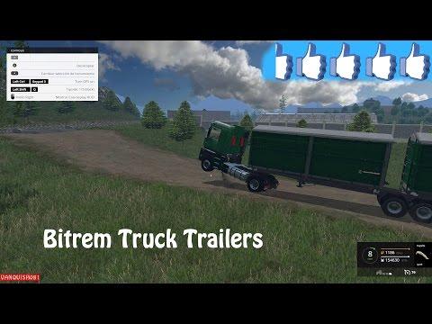 Bitrem Truck Trailers v1.0