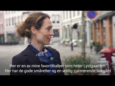 SAS Air Purser Anette Hamm i Ålesund