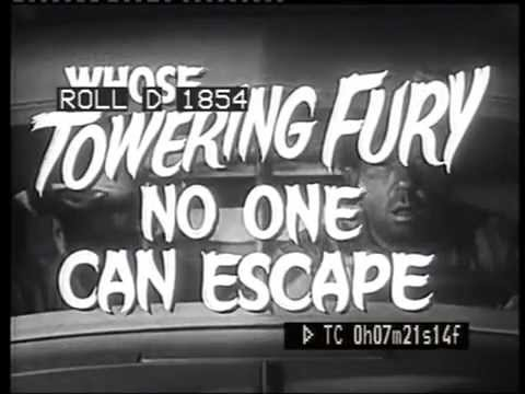 Tarantula - Movie Trailer - 1955