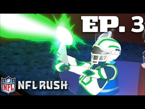 Ep. 3: Kicking it Up a Notch (2012 - Full Show) | NFL Rush Zone: Season of the Guardians