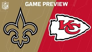 Saints vs. Chiefs (Week 7 Preview) | Dave Dameshek Football Program | NFL by NFL