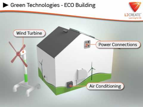 LJ Eco House – Teaching Green Construction