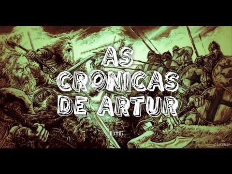 Cheio de Resenha #07 - As Crônicas de Artur