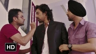 Rajveer & Billa learn of Vikram being Gurleen's love & they decide to help her by stopping his marriage to Neeru Bajwa. Billa then...
