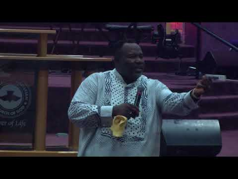 Dealing With Evil Altars Pt2 With Pastor Odunze