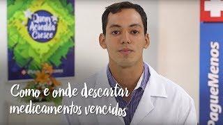 Momento Clinic Farma – Como e onde descartar medicamentos vencidos