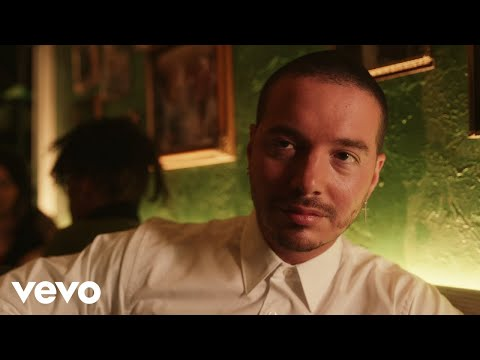 0 - J. Balvin Surprises With New Song AND Music Video! Enjoy!