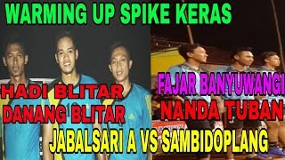 Video WARMING UP SPIKE JABALSARI VS SAMBIDOPLANG DANDIM 0807 CUP 2018 16 BESAR MP3, 3GP, MP4, WEBM, AVI, FLV Maret 2019