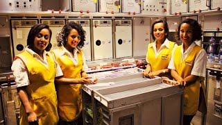 Ethiopian Airlines Boeing 787 Dreamliner Experience: Ethiopian Hospitality Redefined