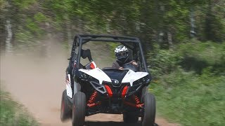 7. 2014 Can Am Maverick XC 1000R Review