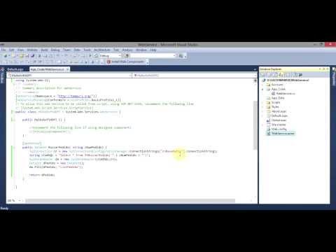 Visual FoxPro consumir WebService ejemplo sencillo