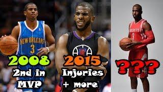 Video The Truth About Chris Paul's Strange NBA Career MP3, 3GP, MP4, WEBM, AVI, FLV September 2018