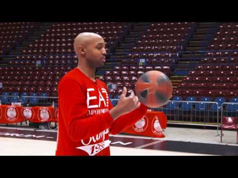 EuroLeague Weekly: Focus on Ricky Hickman, EA7 Emporio Armani Milan