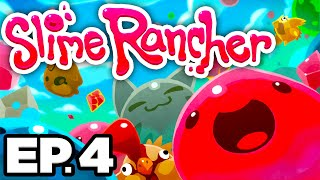 • BOOM SLIMES & CRYSTAL SLIMES, THE GROTTO, INDIGO QUARRY! - Slime Rancher Ep.4 (Gameplay Lets Play)