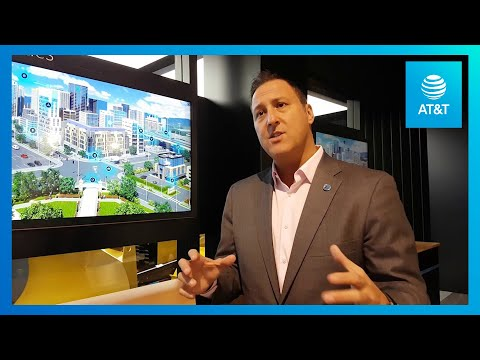 AT&T Smart Cities | 2018 Mobile World Congress