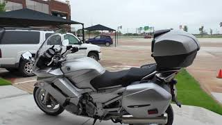 10. 006988   2010 Yamaha FJR1300A - Used motorcycles for sale