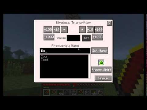 Mod Spotlight - Wireless Redstone ChickenBones Edition