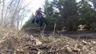 9. GoPro Hero2 : 2006 Polaris Predator 500 Edit