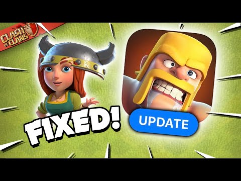 New Update Available - What are 'Optional' Updates? (Clash of Clans)