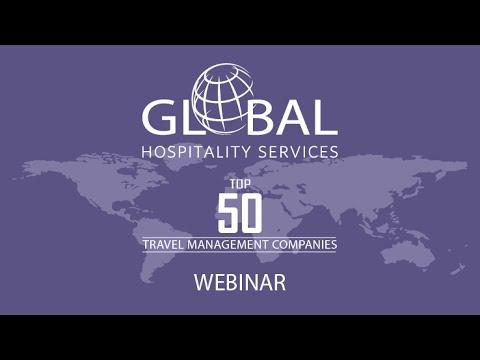 Webinar: Top 50 Travel Management Companies