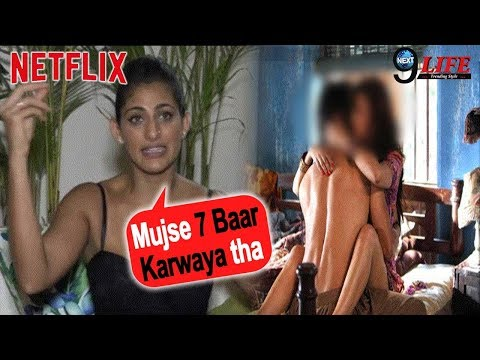 """Video Kubra Sait Comments On Bold Scene Says """"I Have Shoot semi-nude scenes 7 times in Sacred Games"""" download in MP3, 3GP, MP4, WEBM, AVI, FLV January 2017"""