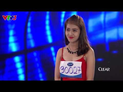 Vietnam Idol 2015 Tập 2 - Sẽ thôi mong chờ - Hotgirl hát đám cưới Hạnh Kenny