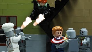 Video Lego Avengers vs Zombie - Zombie outbreak defense MP3, 3GP, MP4, WEBM, AVI, FLV Mei 2019