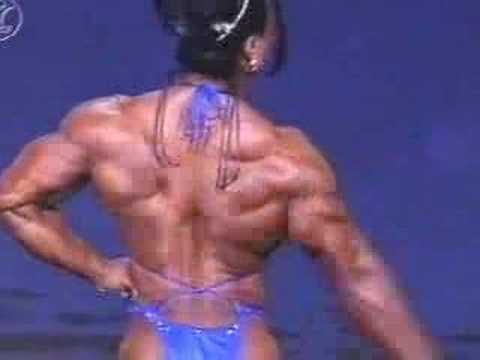 Vickie Gates USA World Female bodybuilders