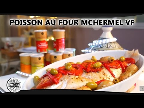 Poisson au four M'chermel