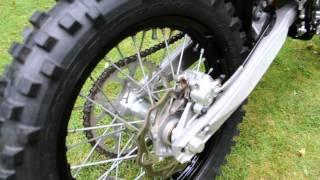 10. KTM 400 EXC 2010