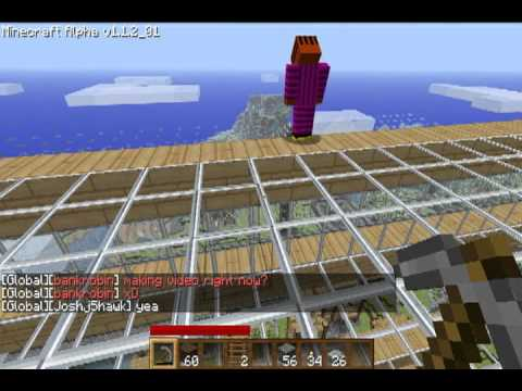 mindcraft - Want to earn money testing out the latest and greatest video games? Head on over to http://tinyurl.com/4gamerz to start out! Okay seriously this is pissing m...