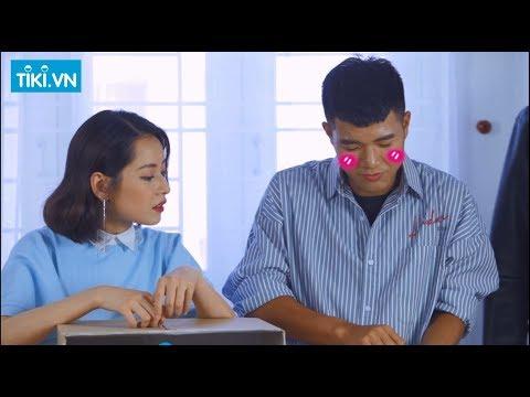 Hà Đức Chinh   Chi Pu   Tiki.vn - Chi Chinh Challenge (Tập 1) - Thời lượng: 10:45.