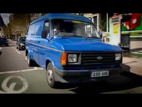 Sabine Schmitz's Nurburgring Van Challenge (Part 1) - BBC