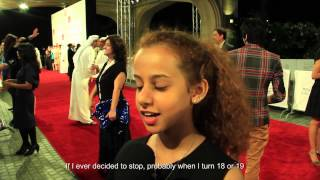DIFF 2012: Wajda Red Carpet Highlights