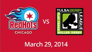 Chicago vs Tulsa - March 29, 2014